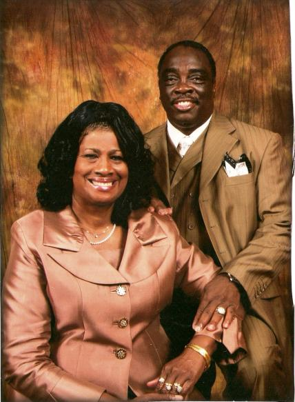 Pastor and Sis. Steele